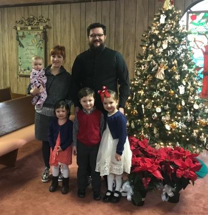 Leigebers at Christmas